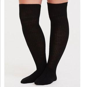 Torrid OTK socks